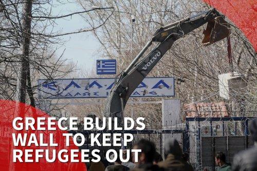 Thumbnail; - Report: Greece secretly detains, abuses refugees