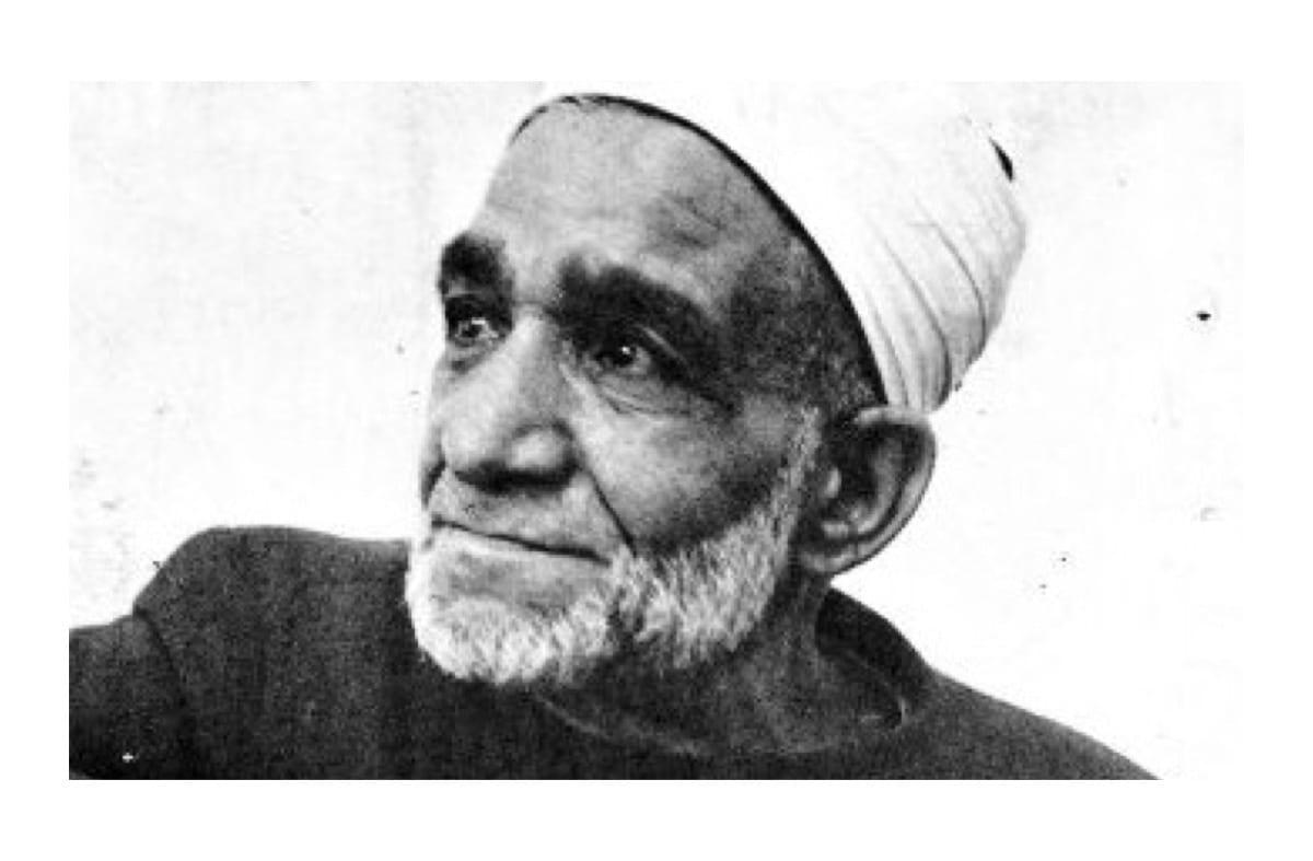 Sheikh Mahmud Shaltut, the reformist head of Al-Azhar University [Wikipedia]