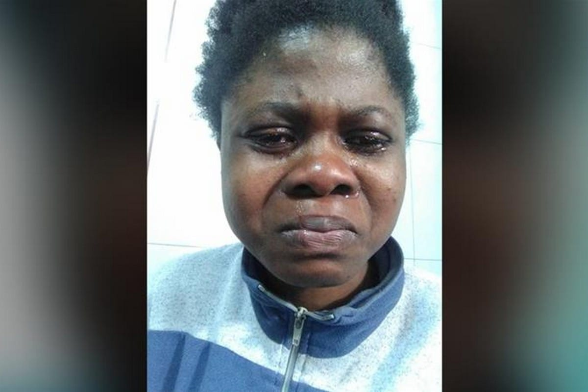 Faustina Tay, a Ghanaianmigrant domestic worker, committed suicide in Lebanon after years of abuse from her employers, 2 April 2020 [Al Jazeera/Twitter]