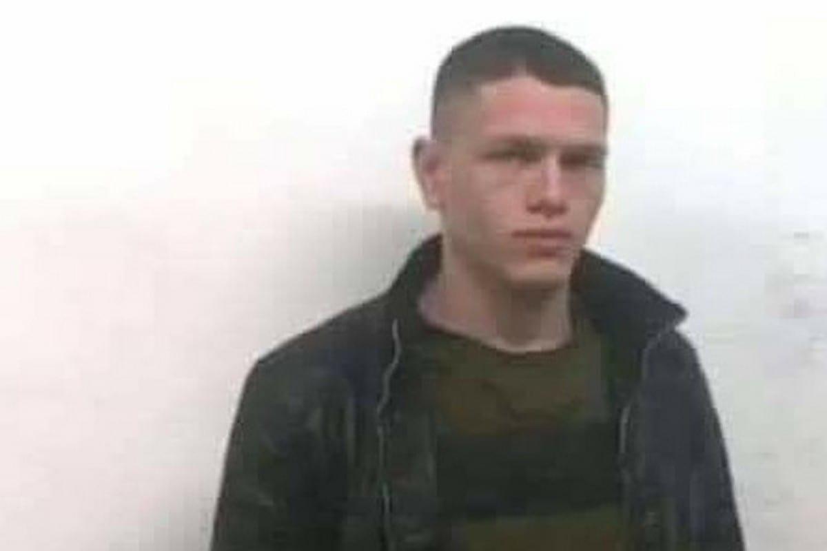 23-year-old Palestinian prisoner Jaber Al-Barghouthi, 22 April 2020 [Twitter]