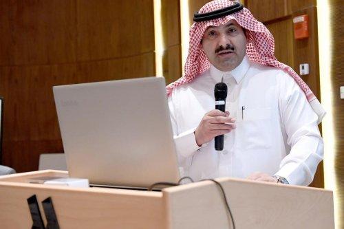 Saudi ambassador to Yemen, Mohammed Al-Jaber in Riyadh, Saudi Arabia on 10 April 2019 [@CSOAsstSec/Twitter]
