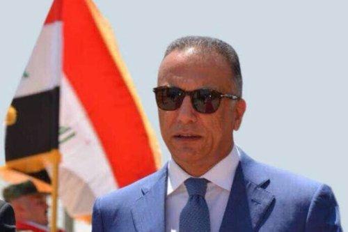 Intelligence chief Mustafa Al-Kadhimi on 13 September 2018 [Wikipedia]