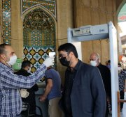 Iran's mosques to resume daily prayers as lockdown eases
