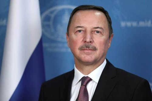 Russian ambassador to Syria Alexander Yefimov, 22 May 2020 [Twitter]
