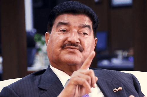 Indian billionaire, B.R. Shetty [Youtube]