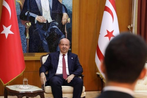 Prime Minister of the Turkish Republic of Northern Cyprus (TRNC) Ersin Tatar [Twitter]