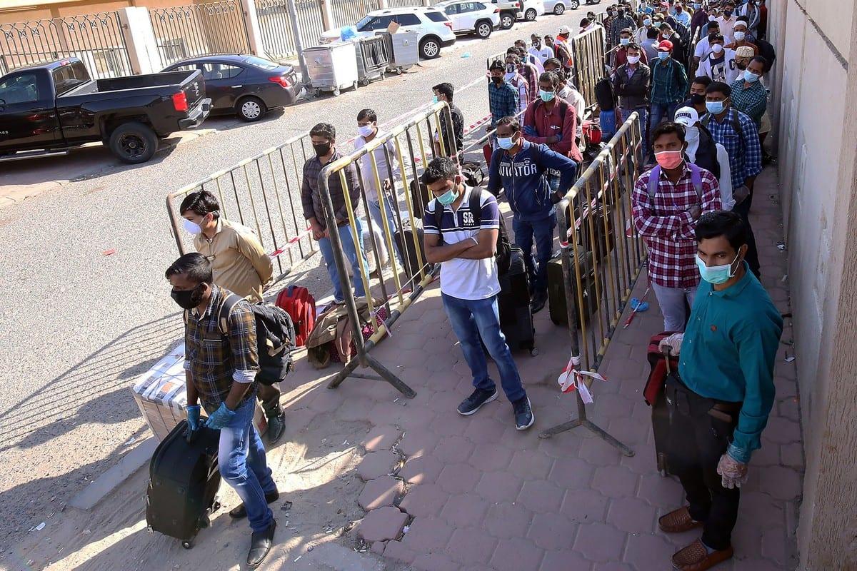 844,000 Indians risk deportation, as Kuwait plans to nationalise ...