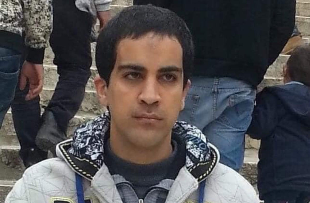 Eyad Hallaq, a mentally disabled Palestinian was killed by Israeli forces in Jerusalem on 30 May 2020 [Twitter]