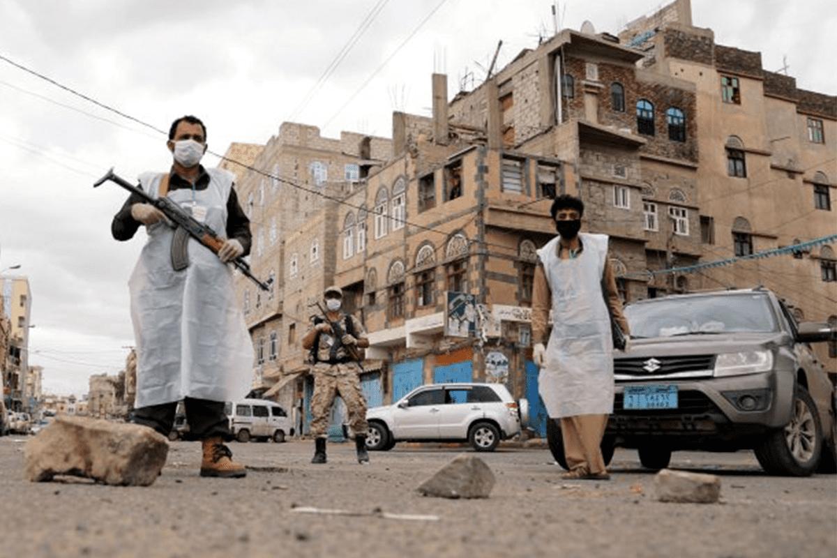 Coronavirus outbreak in Yemen [Alquds]
