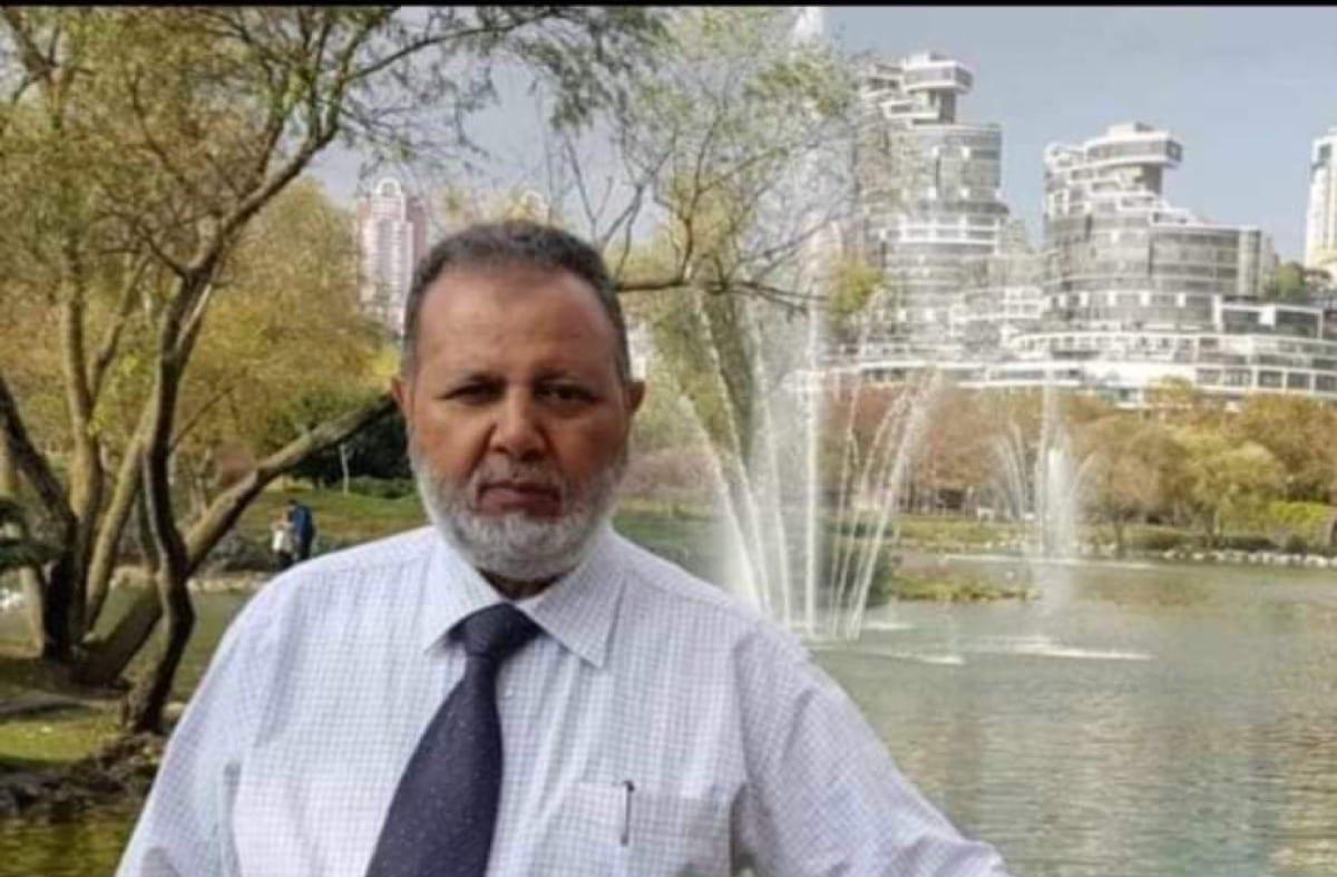 Yemeni MP Dr Saleh Al-Sanabani [Twitter]