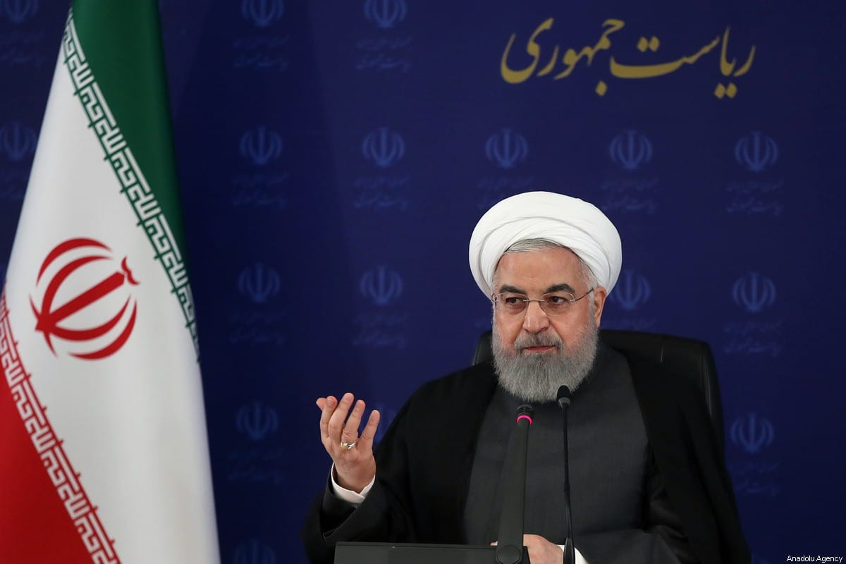 Iran Ready for Talks If US Apologizes, Returns to JCPOA: Rouhani