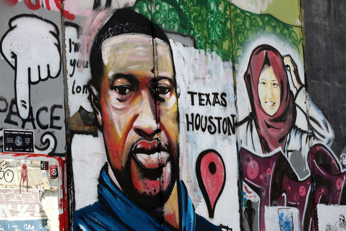The Black Lives Matter movement's stand with Palestinians has a history