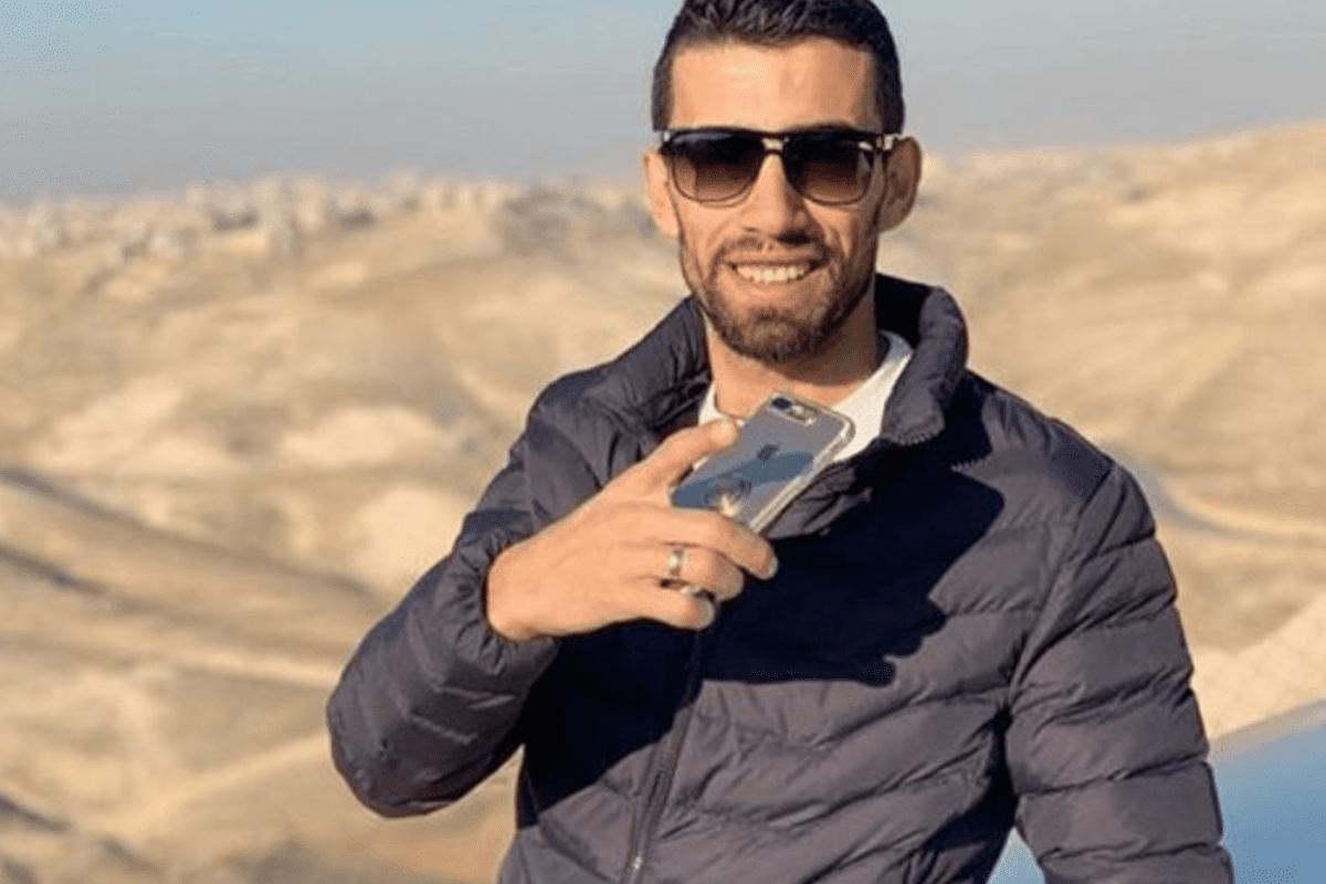 27-year-old Ahmad Erekat [Twitter]