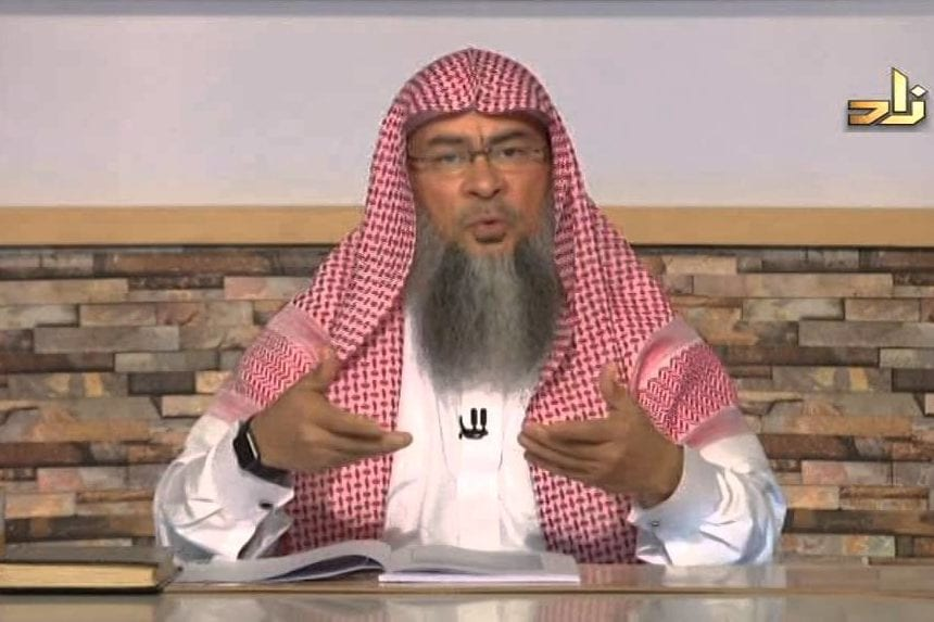 Saudi cleric: 'It is prohibited to protest in Islam'