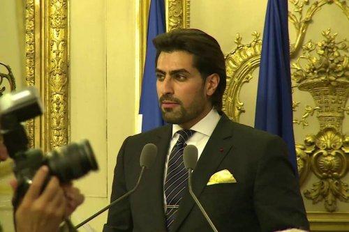 Saudi Prince Salman bin Abdulaziz bin Salman Al Saud [Europa europa/YouTube}