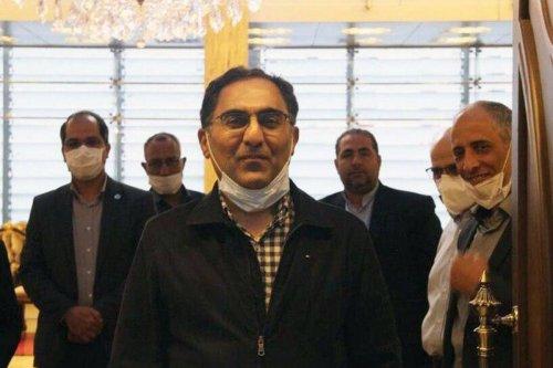 Sirous Asgaria professor at Iran's Sharif University of Technology