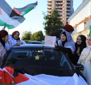 1967 occupation commemorated with car parade in London