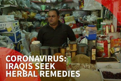 Thumbnail - Coronavirus: Iraqis seek herbal remedies