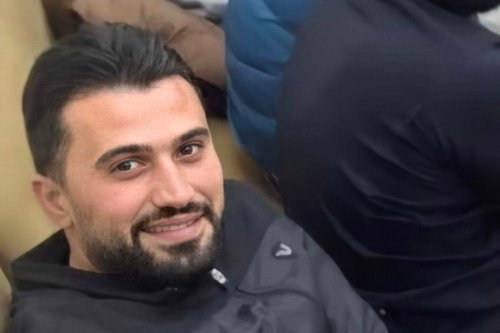 Ali Kamel Mohsen, a Hezbollah fighter was killed after Israel carried out air strikes in Damascus, Syria on 21 July 2020 [Ali Awada/Twitter]