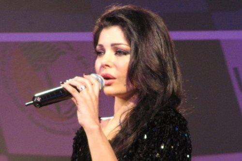Renowned Lebanese singer and actress, Haifa Wehbe, 5 December 2009 [Wael.Mogherbi /Wikipedia]