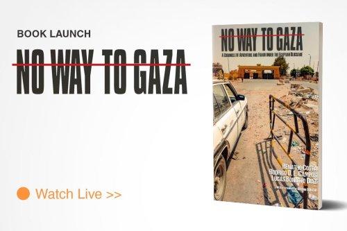 No Way to Gaza: Book Launch