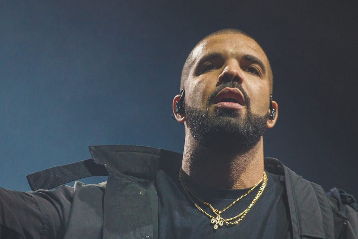 Canadian rapper Drake in Toronto, Canada on 9 August 2016 [The Come Up Show/Wikipedia]