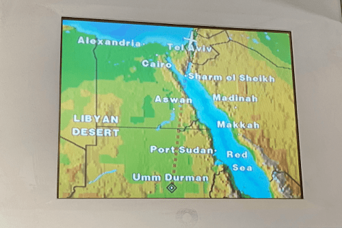 First official NONSTOP flight from Israel to Sudan [Mike Pompeo/Twitter]
