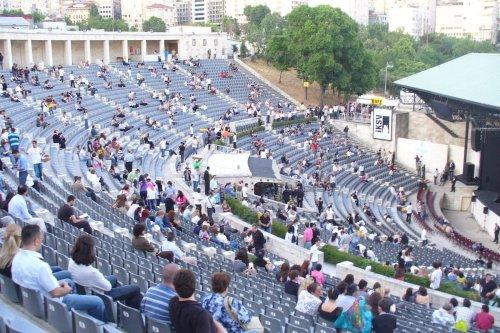 Harbiye Cemil Topuzlu Open Air Theatre in Istanbul [Wikipedia]