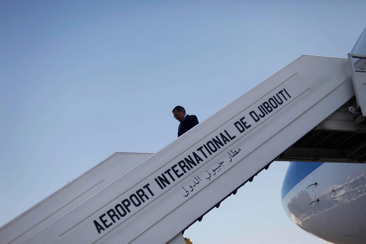 Djibouti International airport in Yemen on 13 December 2011 [Pablo Martinez Monsivais - Pool/Getty Images]