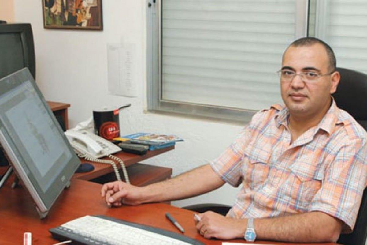 Palestinian-Jordanian cartoonist, Emad Hajjaj, 27 August 2020 [Al Quds]