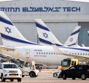 Firstdirect flight fromIsrael lands in Saudi Arabia