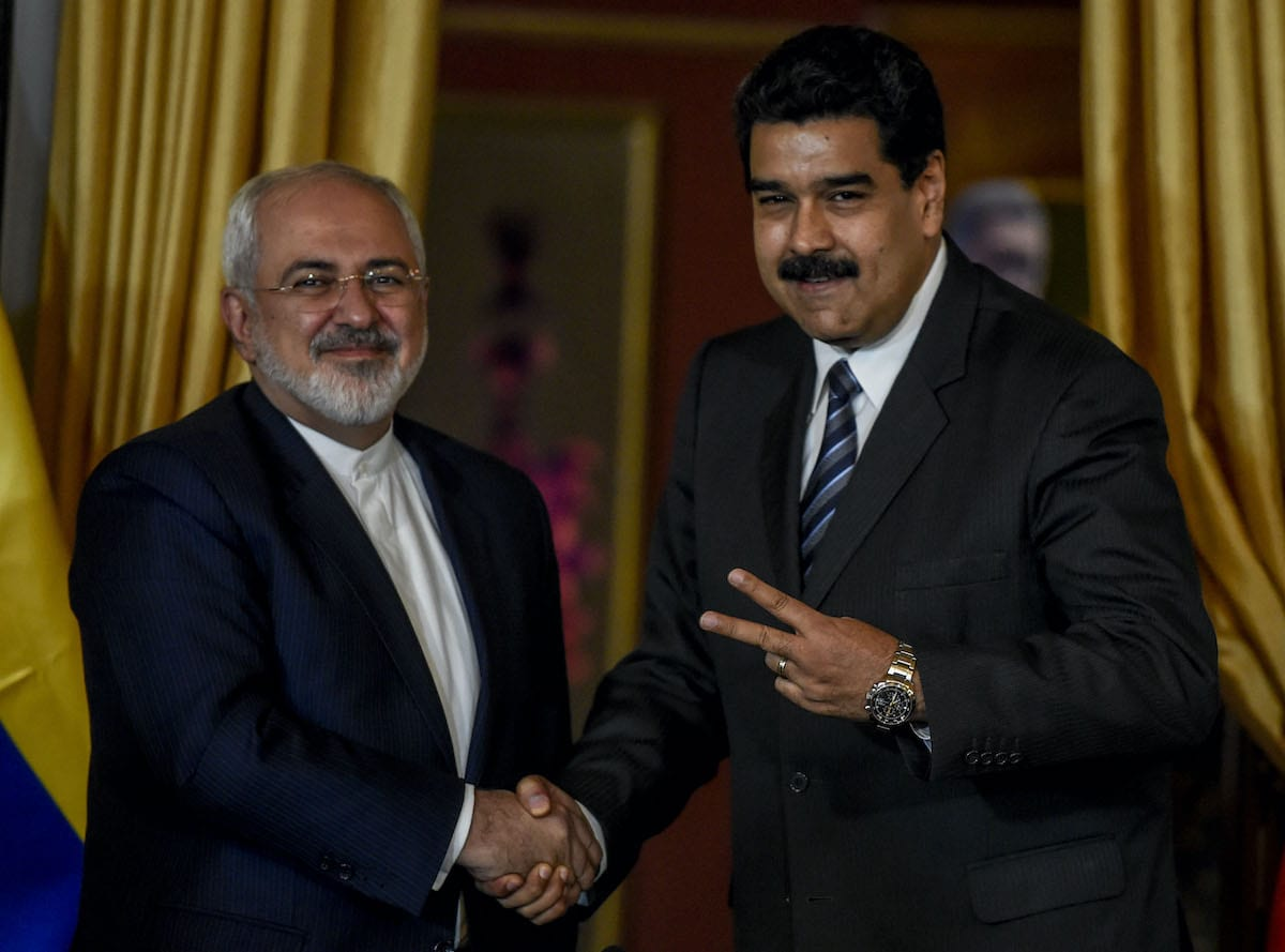 Colombia's President: Venezuela Trying to Acquire Iran Missiles