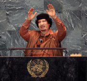 The curse of the tent: Gaddafi warned us, but we didn't listen