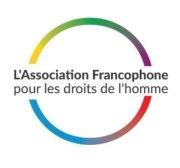 Francophone Association for Human Rights logo