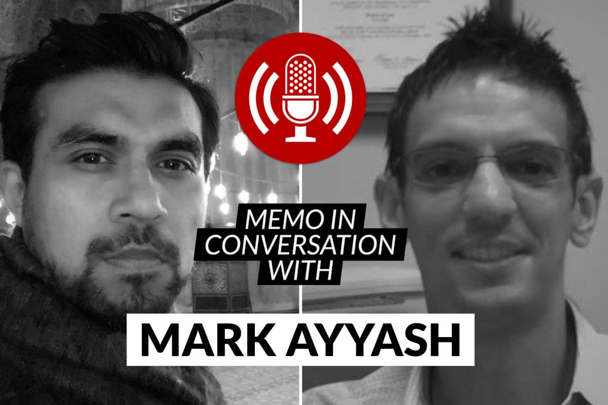 Navigating Palestine in a post BLM world: a conversation with Prof. Mark Ayyesh