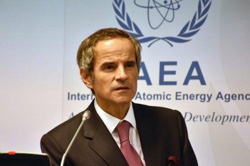 Rafael Grossi, Director General of the International Atomic Energy Agency (IAEA) in Vienna, Austria on September 14, 2020 [Aşkın Kıyağan/Anadolu Agency]