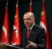 Turkey's Erdogan floats regional conference in tense east Med