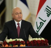 Iraq president confirms hosting Saudi, Iran talks
