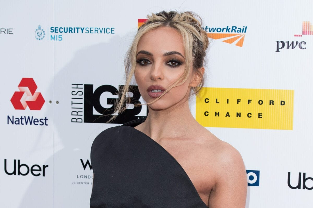 Jade Thirlwall attends British LGBT Awards 2019 at Marriott Hotel Grosvenor Square on May 17, 2019 in London, England [Jeff Spicer/Getty Images]