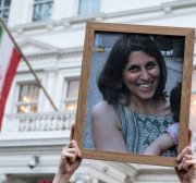 Iran releases British-Iranian aid worker Zaghari-Ratcliffe from house arrest
