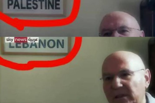 Thumbnail - Beirut-based Dar El-Nimr cultural centre said the broadcaster replaced the word 'Palestine' with 'Lebanon'
