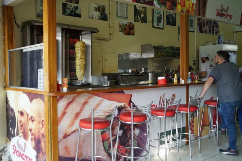 A Syrian restaurant offering Arabic dishes in Sao Paulo, Brazil (Photo: Eman Abusidu)