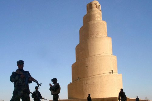 Discover the Malwiya Minaret of Samarra, Iraq