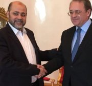 The rapprochement between Hamas and Russia will benefit both