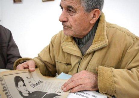 Algerian man who witnessed the events of December 1960 [unseulheroslepeuple.org/dossier de presse]