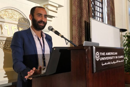 Egyptian human rights worker, Karim Ennarah was arrested by Egyptian forces 18 November 2020
