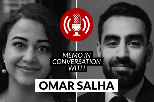 MEMO in conversation with Omar Salha
