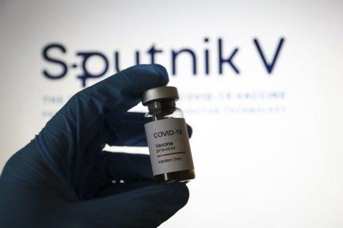 Sputnik V vaccine [Hakan Nural - Anadolu Agency]