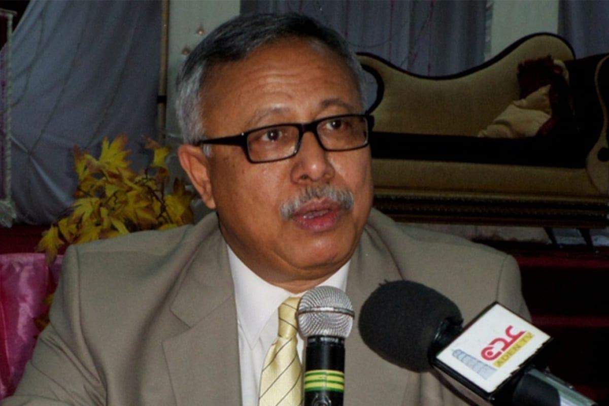Dr. Abdulaziz Saleh bin Habtoor, Prime Minister of the Republic of Yeme