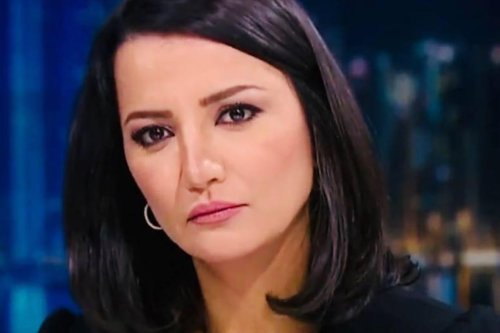 Al Jazeera broadcaster Ghada Oueiss [Ghada Oueiss/Facebook]